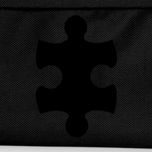 Puzzle Piece  T-Shirts - Kids' Backpack