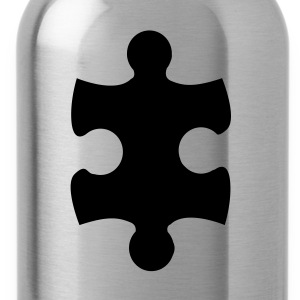 Puzzle Piece  Hoodies & Sweatshirts - Water Bottle