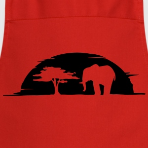 elephant T-Shirts - Cooking Apron