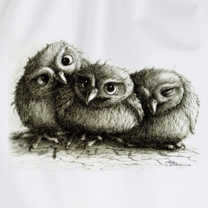 three young owls - Gymbag