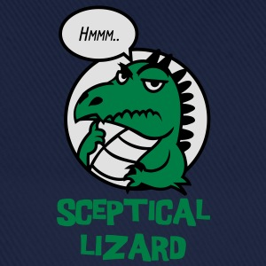 Sceptical Lizard Shirts - Baseball Cap