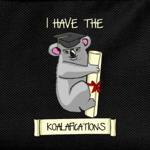koalafied T-Shirts - Kids' Backpack