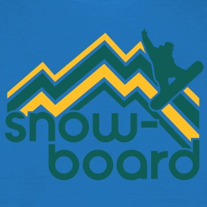 snowboard Tabliers - T-shirt Homme