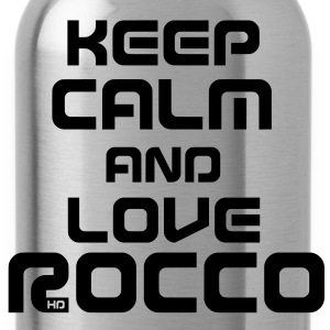 KEEP CALM (ROCCO) - Trinkflasche