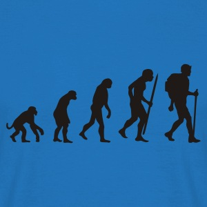 Red Darwin,Evolution,Monkey,missing link,Neanthertal,History,man,men Jumpers - Men's T-Shirt