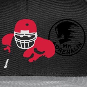 football_1 T-skjorter - Snapback-caps