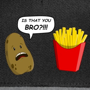 potato T-shirts - Snapback cap