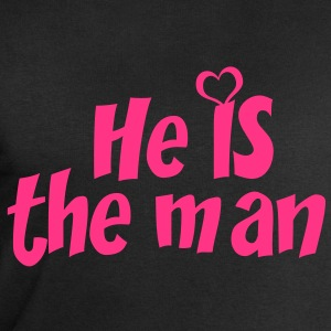He is the man - Men's Sweatshirt by Stanley & Stella