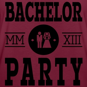 Bachelor Party 2013 Poloshirts - Dame oversize T-shirt