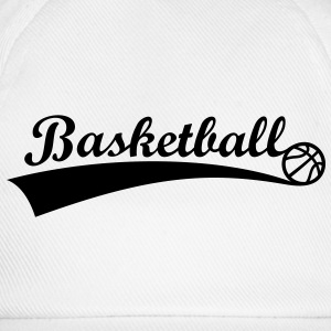 Basketball Ball *** Fan Team Logo basketball icon T-Shirts - Baseball Cap