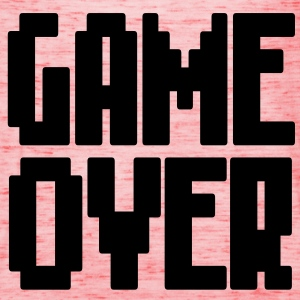 GAME OVER  - Frauen Tank Top von Bella