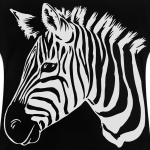 zebra light T-Shirts - Baby T-Shirt