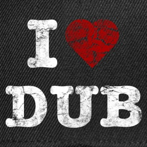 I Love DUB vintage light T-shirts - Snapbackkeps