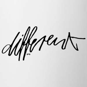 different - Tasse