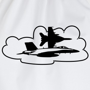 flying_knight_1 T-Shirts - Turnbeutel