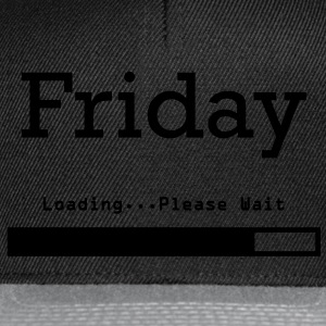 Friday Loading T-shirts - Snapback cap