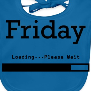 Friday Loading Shirts - Baby Organic Bib