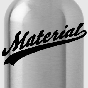 material T-Shirts - Water Bottle