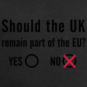 EU Referendum - NO Bag - Men's Sweatshirt by Stanley & Stella