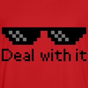 Deal With It Sweaters - Mannen voetbal shirt