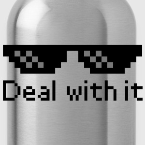 Deal With It Shirts - Water Bottle
