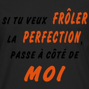 perfection Tee shirts - T-shirt manches longues Premium Homme