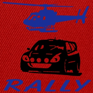 rally_1 T-shirts - Snapbackkeps