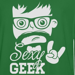 Like a swag style sexy geek nerd boss t-shirts Sudadera - Camiseta de fútbol hombre