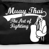 Muay Thai - The Art of Fighting Tassen - Sporttas