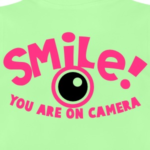 SMILE! you are on camera! photographer Hoodies - Baby T-Shirt