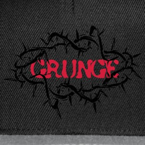 Grunge ! Tee shirts - Casquette snapback