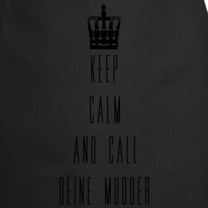 keep calm mudder Pullover & Hoodies - Kochschürze
