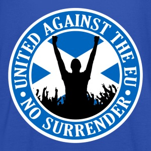 Anti EU Scotland - No Surrender T-Shirts - Women's Tank Top by Bella