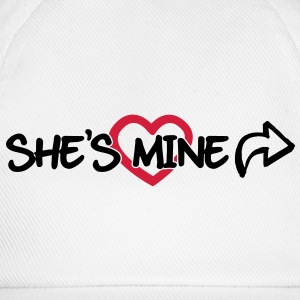 She's mine Tee shirts - Casquette classique
