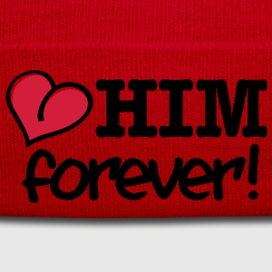 love him forever Pullover & Hoodies - Wintermütze