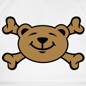 Pirate Bear Hoodies - Baseball Cap