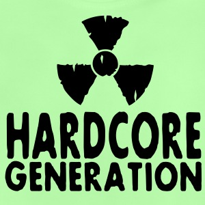 harcore generation radioactive Tröjor - Baby-T-shirt