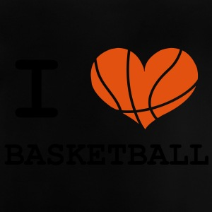 I Love Basketball ! Camisetas - Camiseta bebé