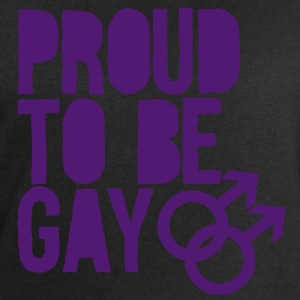Proud to be gay Shirts - Men's Sweatshirt by Stanley & Stella