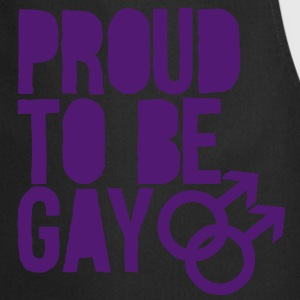 Proud to be gay Shirts - Cooking Apron