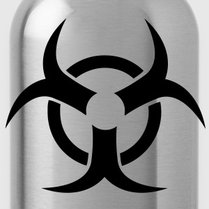 radioaktiv nuclear T-Shirts - Trinkflasche