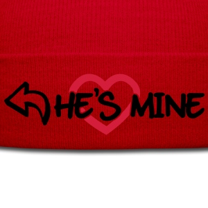 He's mine Sweatshirts - Winterhue