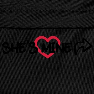 She's mine Sweat-shirts - Sac à dos Enfant