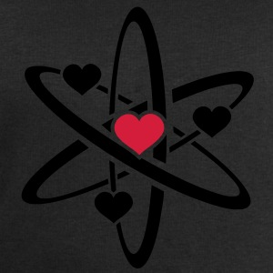 heart atom Tee shirts - Sweat-shirt Homme Stanley & Stella