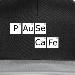 Coffee time T-shirts - Snapback cap