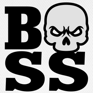 Boss Skull T-Shirts - Baseball Cap