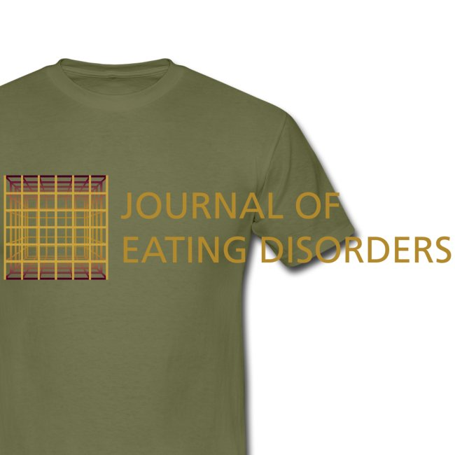 Journal of Eating Disorders Mens T-shirt