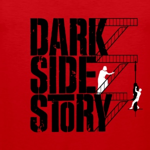 Dark Side Story - Men's Premium Tank Top