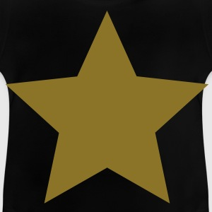 Star Award Winner Best - Mother Father Friend T-shirts - Baby T-shirt