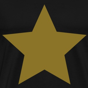 Star Award Winner Best - Moeder Vader vriend Sweaters - Mannen Premium T-shirt